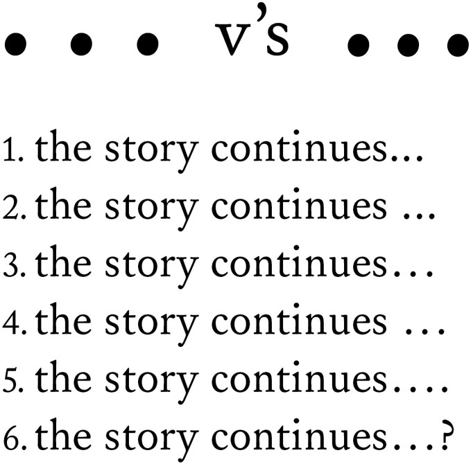 Using Two Quotes In One Sentence: How To Show Text With Ellipses Inside A Table